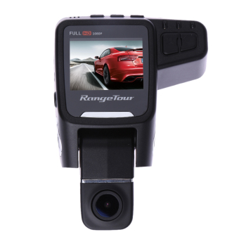 Dual Lens Car DVR Camera C10S Plus Full HD 1080P With Rear View Camera - intl Price Philippines