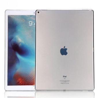 TPU Soft Crystal Ultra Thin Shell Case for Apple iPad Pro 12.9 (White) - intl Price Philippines