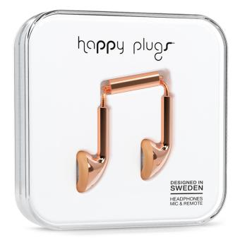 Happy Plugs Earbud Deluxe Edition (Rose Gold) Price Philippines