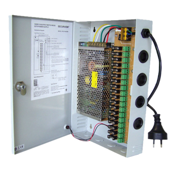 CCTV Power Box (Grey) Price Philippines