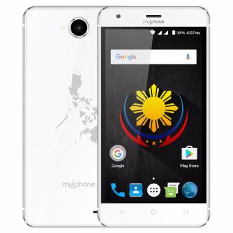 Myphone MY77 DTV 8GB (White) Price Philippines
