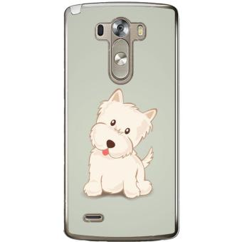 Harga PlanetCases Cute Puppy Hard Case for LG-G3