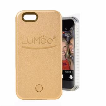 Harga LED Lumee Selfie Case For Apple iPhone 6 / 6s ( gold)