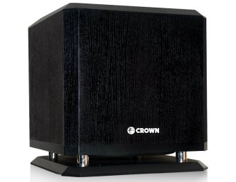 Crown BF-12W Active Sub-Woofer (Black) Price Philippines