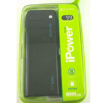 Bavin iPower 18000 mAh Power Bank FREE Ring Phone Holder Stand Price Philippines