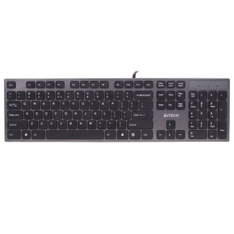 A4Tech KV-300H USB Isolation Keyboard (Grey) Price Philippines