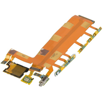 Volume Power Camera Key Main Flex Cable for Sony Xperia Z3 D6603 D6643 D6653- - intl Price Philippines