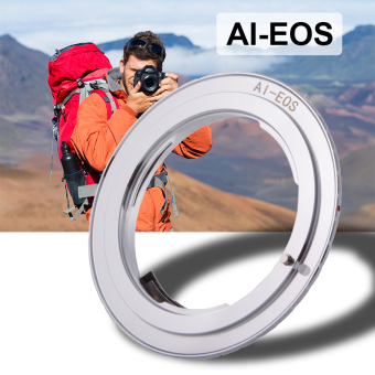 EMF AF Confirm Lens Adapter for Nikon AI Lens to Canon EOS 1100D Camera DC746 - intl Price Philippines