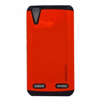 Harga Slim Armor Case For Lenovo A6000 red