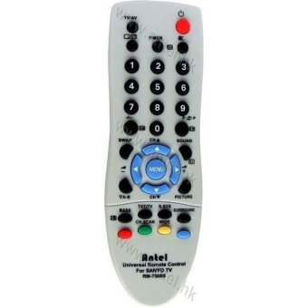 Antel Hanaya RM-7580B Remote Control for Sanyo CRT TV Price Philippines
