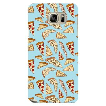 Harga PlanetCases Cartoon Pizza Hard Case for Samsung Note 5