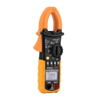 Harga Digital Clamp Meter DC AC Volt AC Amp Ohm Tester MS2008A 2000 Counts LCD