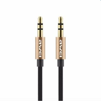 Harga Awei AUX-001 1m Audio Cable