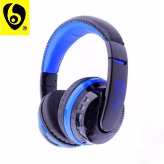 OVLENG MX666 Wireless Bluetooth Headphone (Blue) Price Philippines