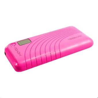 MoYou 18000mAh Powerbank (Pink) with FREE USB LED Lamp Price Philippines