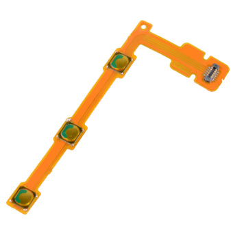 Side Power On Off Volume Button Key Flex Cable Ribbon Repair For Nokia X2 Price Philippines