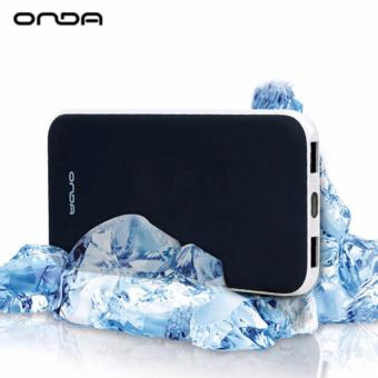 Onda Dual Port 10,000 Mah Quick Charge Powerbank With Flashlight (Black) Price Philippines