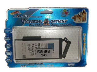 Harga MSM HK Battery for Samsung Galaxy S6