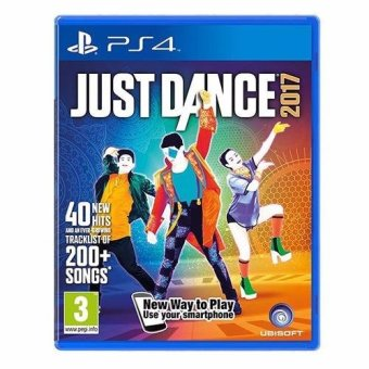 Harga Just Dance 2017 for PS4