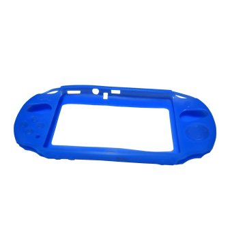 Harga Silicone Skin Case for PS Vita 2000/Vita Slim (Blue)