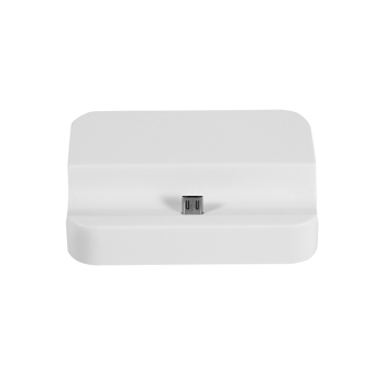 Mirco USB Charger Docking Station Cradle Sync Dock For Samsung Galaxy S6 S5 S4 (White) - intl Price Philippines