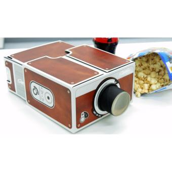 ZMB Portable Cinema DIY Smartphone Projector 2.0 Price Philippines