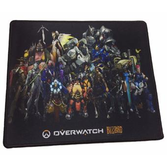 Blizzard H8-DC010 OverWatch Computer Professional Gaming MousePad (Black) Price Philippines
