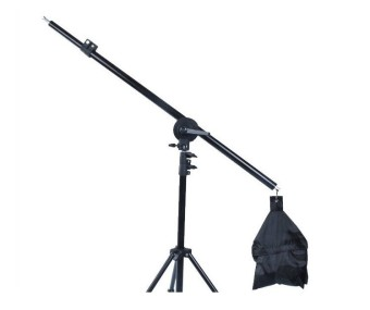 Arm stand Top Light Stand 76-142cm 55 inch Weight Bag Kit For Grip tripod DSLR Price Philippines