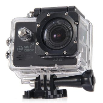 SJ7000 Action Camera 2-inch LCD Wifi Waterproof Sports Cam Black Price Philippines