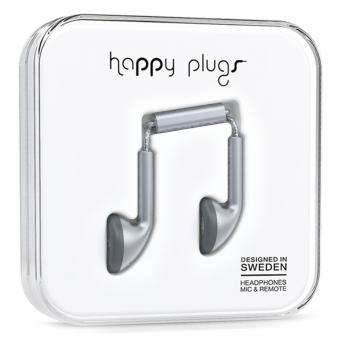Happy Plugs Earbud Deluxe Edition (Space Grey) Price Philippines