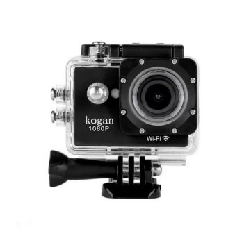 Kogan W9 HD1080P 2.0Inch Screen 12MP Wifi Action Camera (Black) Price Philippines