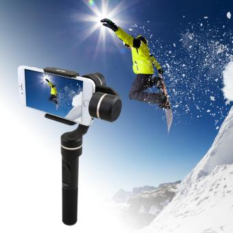 Feiyu Tech SPG 3-Axis Stabilizer Handheld Smart Phone Gimbal for iPhone 7 TV065 - intl Price Philippines