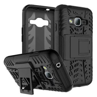Harga BYT Rugged Armor Dazzle Case for Samsung Galaxy J1 Mini Prime - intl