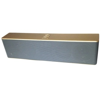 LC LC-53U Bluetooth Speaker with LCD (Gold) Price Philippines