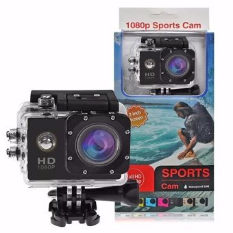 12MP S2V Action Camera (Black) Price Philippines