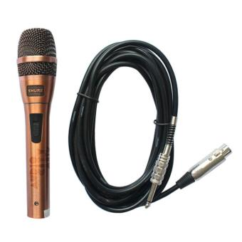 Harga Shure PG-8.2 Professional Vocal Dynamic Microphone (Rose Gold)