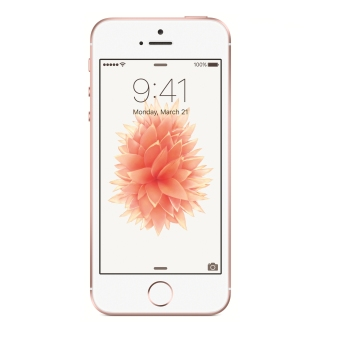 Harga Apple iPhone SE 16GB LTE (Rose Gold) - intl