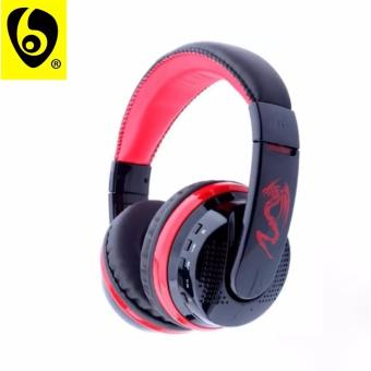 OVLENG MX666 Wireless Bluetooth Headphone (Red) Price Philippines