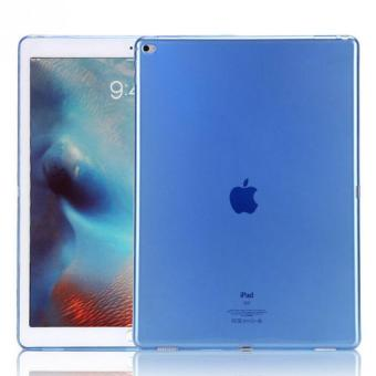 TPU Soft Crystal Ultra Thin Shell Case for Apple iPad Pro 12.9 (Blue) Price Philippines