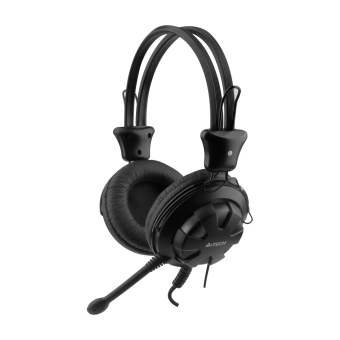 A4Tech HS-28-1 ComfortFit Stereo Headset (Black) Price Philippines