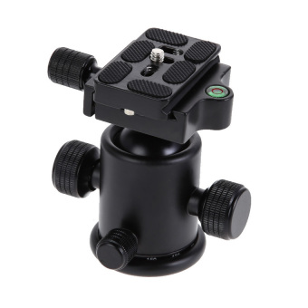 Tefoto T3 Camera Tripod Ball Head Ballhead+ Quick Release Plate1/4? Screw Price Philippines