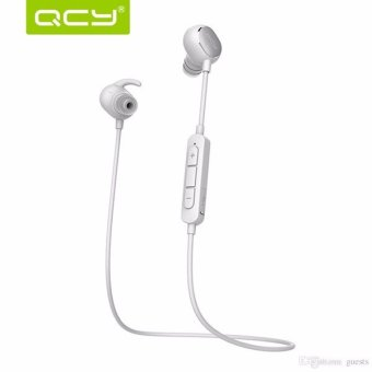 QCY QY19 Phantom Sport An-sweat Wireless Bluetooth 4.1 Headphone Earphone With Mic - intl Price Philippines
