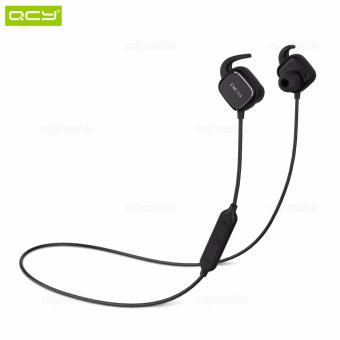 QCY QY12 Bluetooth 4.1 Music In Ear Wireless Headphones Earbuds (Black) Price Philippines