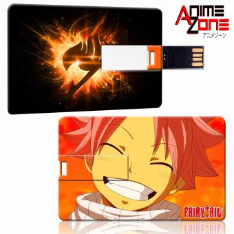 ANIME ZONE Fairy Tail Anime Natsu Dragneel 16 GB USB Card Flash Drive Price Philippines