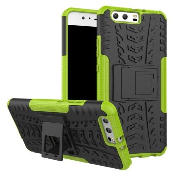 Harga BYT Rugged Armor Dazzle Back Cover Case for Huawei P10 Plus - intl