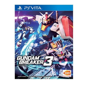 Harga Gundam Breaker 3 for PS Vita