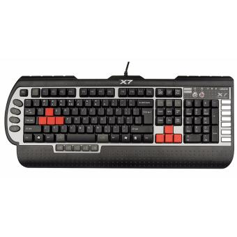 A4Tech X7 G800V USB Gaming Keyboard (Black) Price Philippines