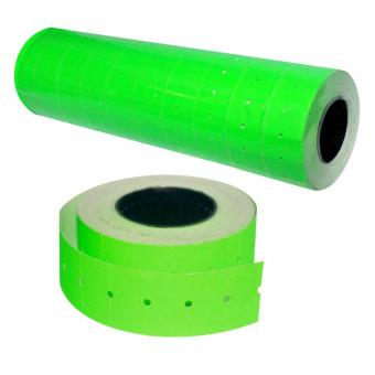 Price Label Tape Paper Tag Price for Price Labeller Pack of 10 (Green) Price Philippines