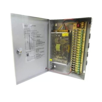 12V 30A Universal cctv Centralized Power Supply with box Price Philippines