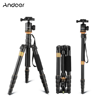 Andoer Digital Camera Camcorder Video Tripod Monopod Ball Head (Black) Price Philippines